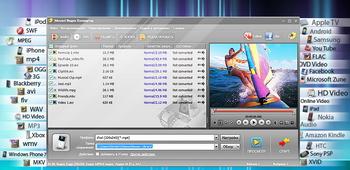 Movavi - продвинутый видеоконвертер