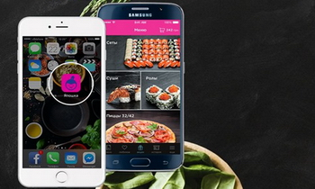 Delivery App - лучшее мобильное приложение для кафе