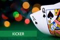 Кикер в покере: основные понятия