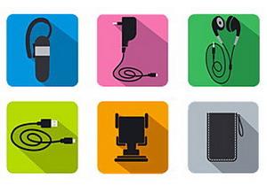 Популярные аксессуары для мобильных телефонов